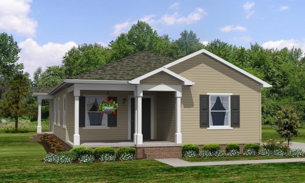 Cute Small House Plan Small Two Bedroom House Plans Small