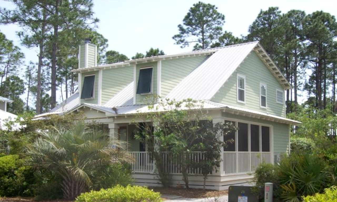 Florida beach cottages small coastal cottage house plans for Florida beach home plans
