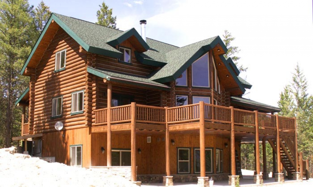 Luxury modular homes luxury lodge style home plans lodge for Lodge style homes