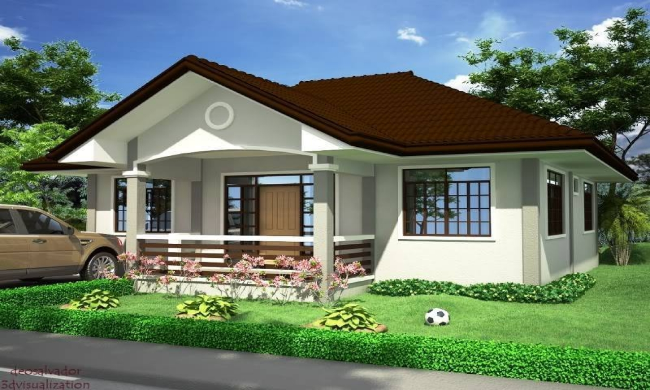 Native philippine houses design bungalow house designs - What is a bungalow home ...