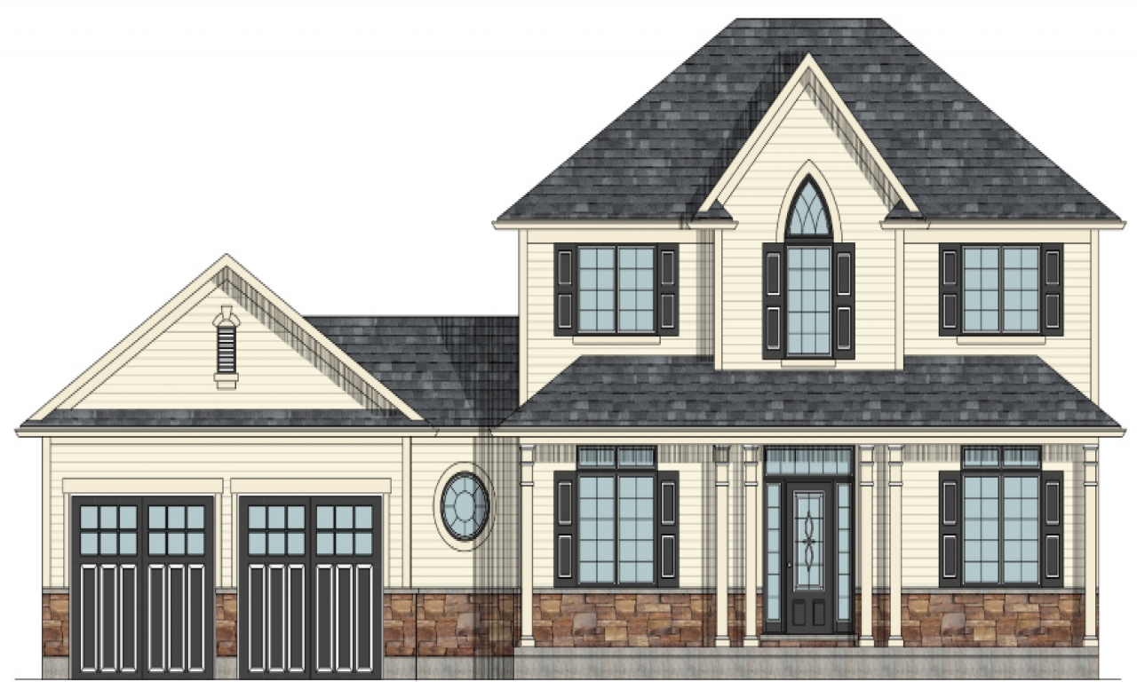 Two Storey House Plans Simple Two Story House Plans House