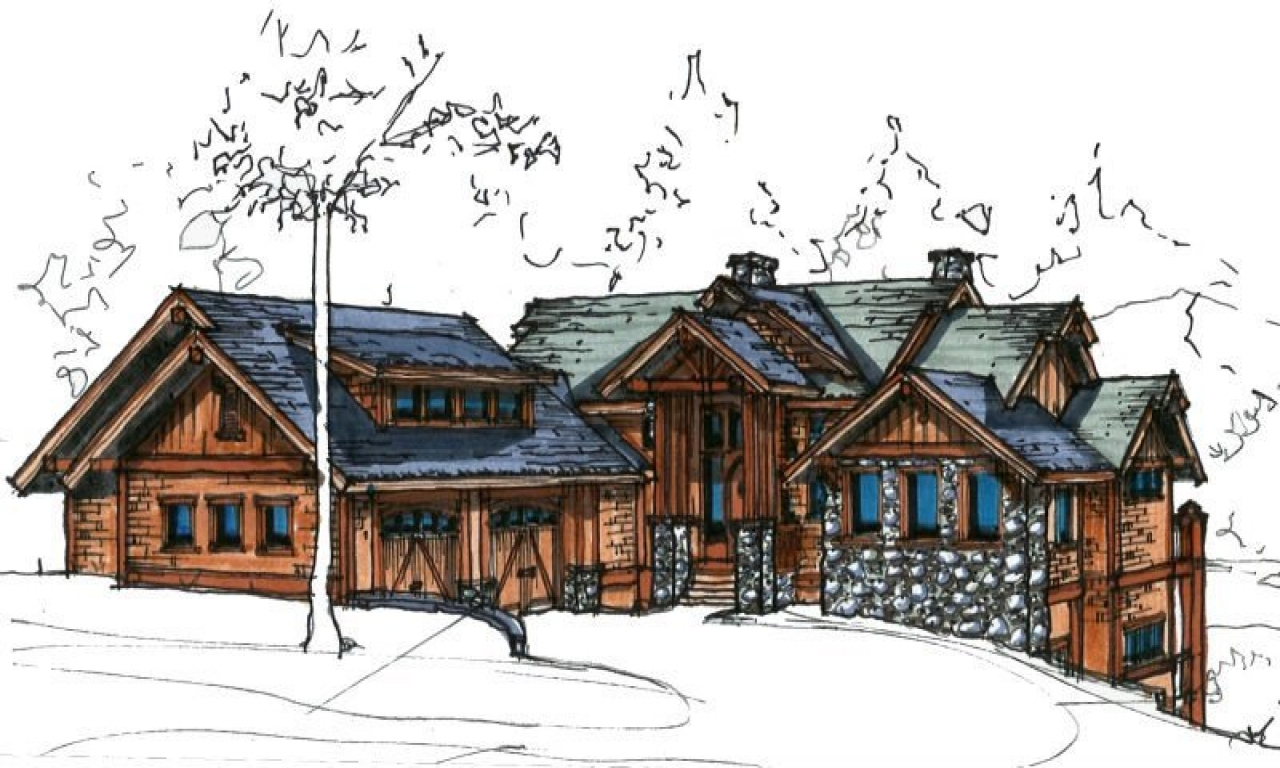 Best craftsman house plans craftsman home plans arts for Best craftsman house plans