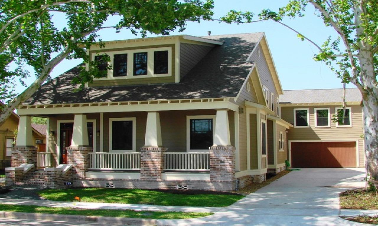 Craftsman bungalow style home exterior bungalow style porches craftsman bungalow homes - Craftsman bungalow home exterior ...