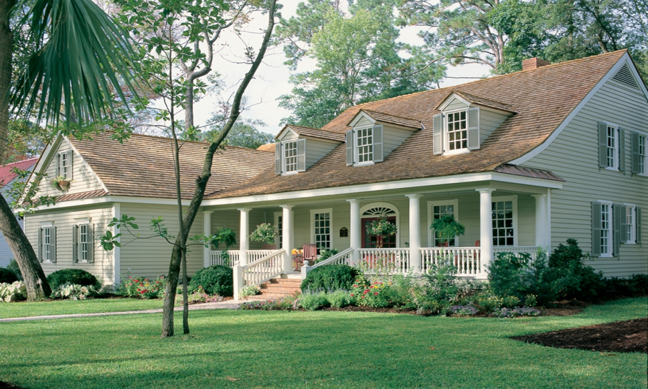 Southern Cottage Style House Plans Cottage House Plans