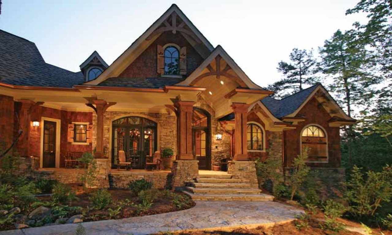 New Craftsman Style Homes American Craftsman Style House