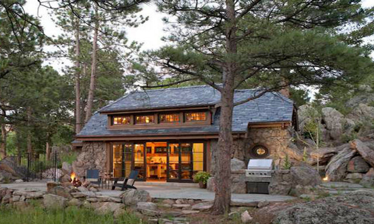 Rustic Ranch Style House Plans Small Rustic Mountain