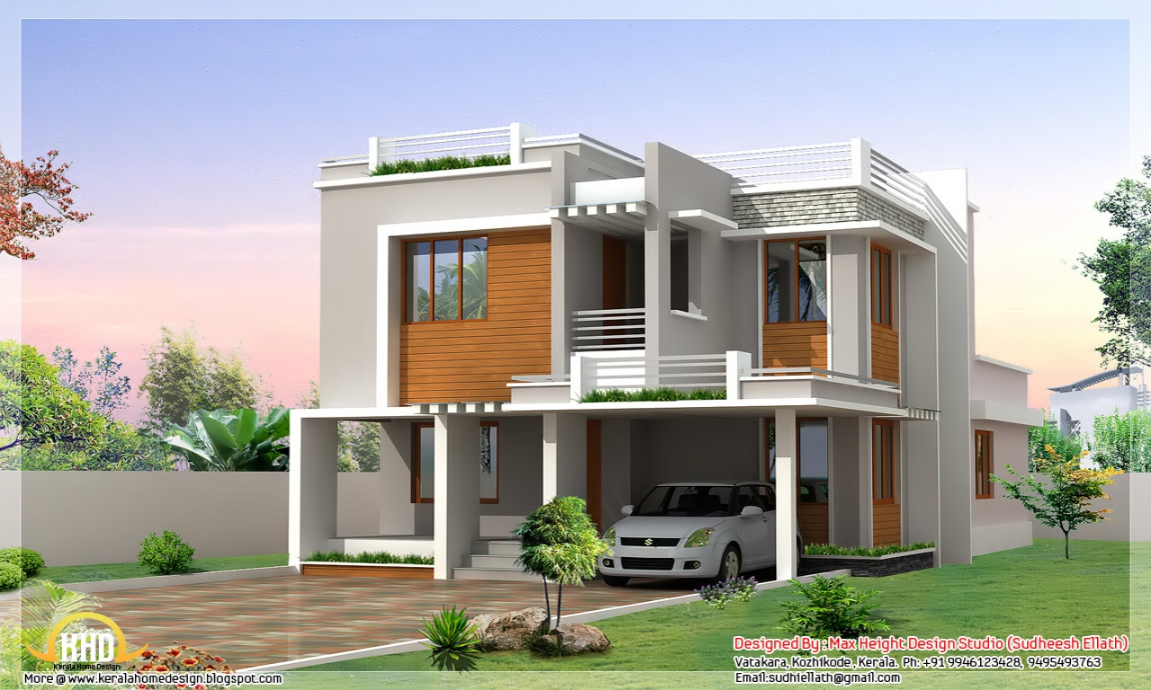 Indian house plans designs full house design house for Indian style home designs