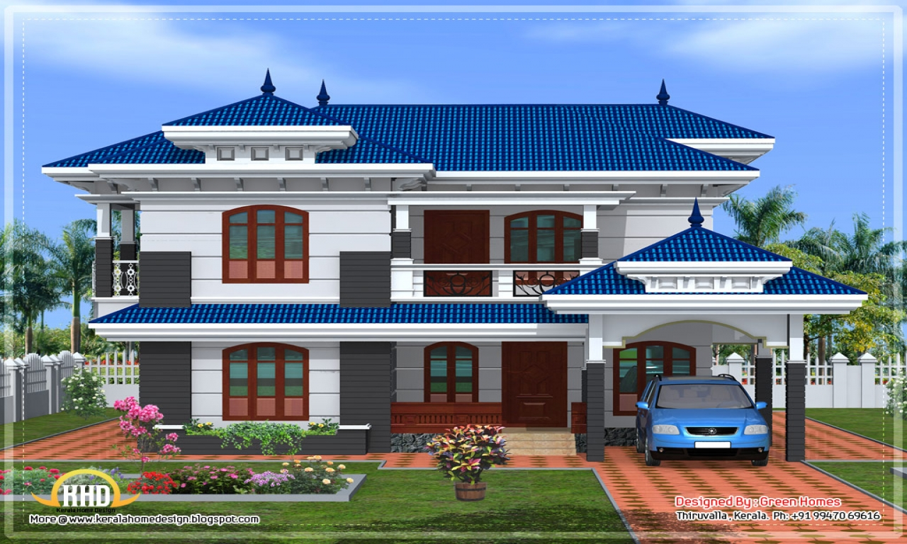 Home Front Elevation Ymca : Modern front house elevation designs