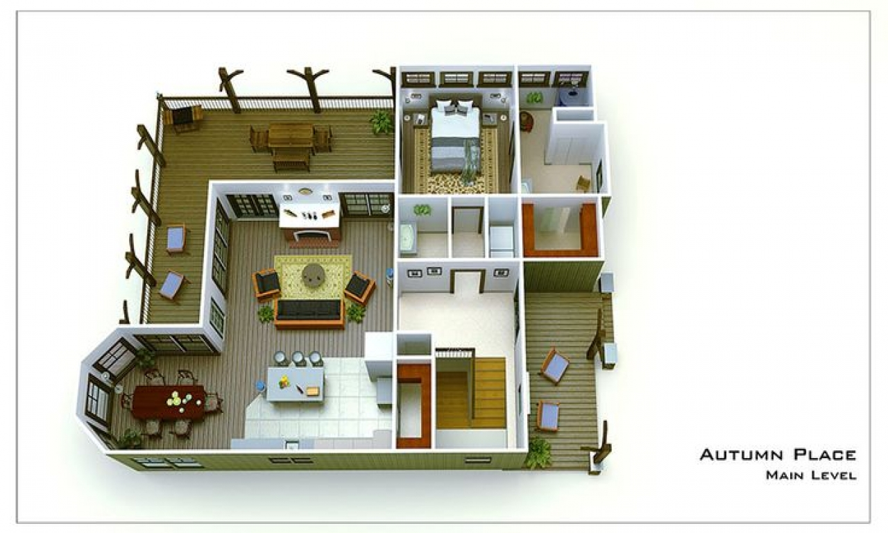 Small House Floor Plans: Small Cottage House Plans With Porches Small Cottage House