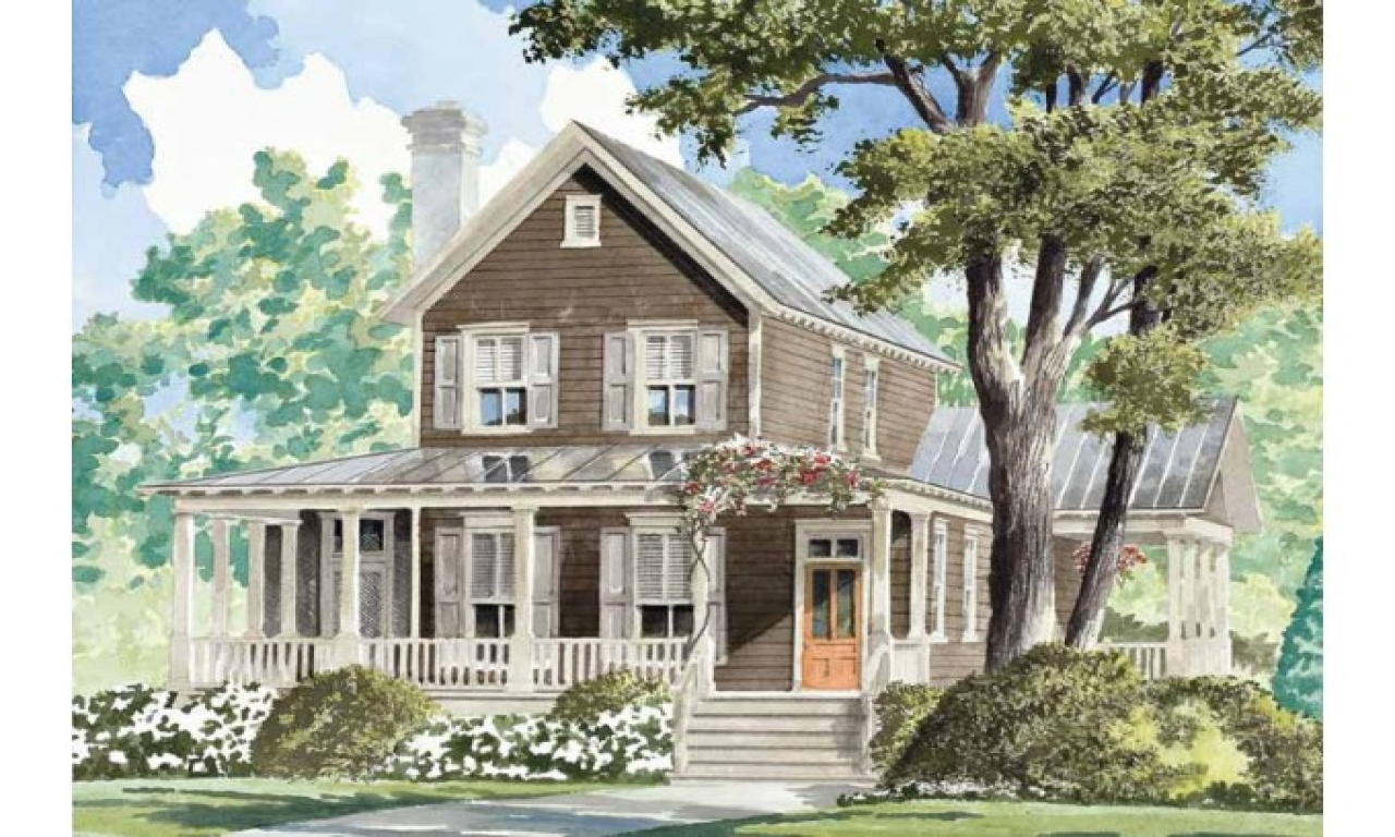 Small house plans southern living southern living house for House plans with guest houses southern living