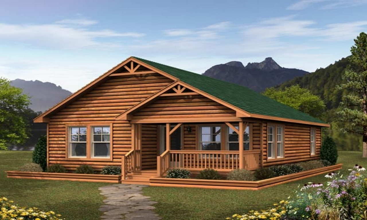 Small log cabin modular homes small modular cabins and for Small modular cabins and cottages