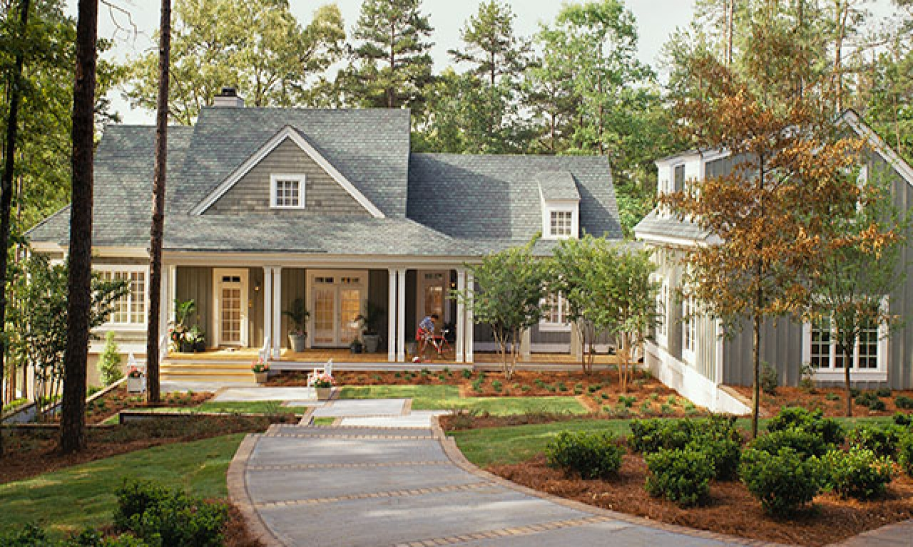 Southern living cottage collection lakeside cottage southern living cottage plans southern - Southern living home plans with photos collection ...