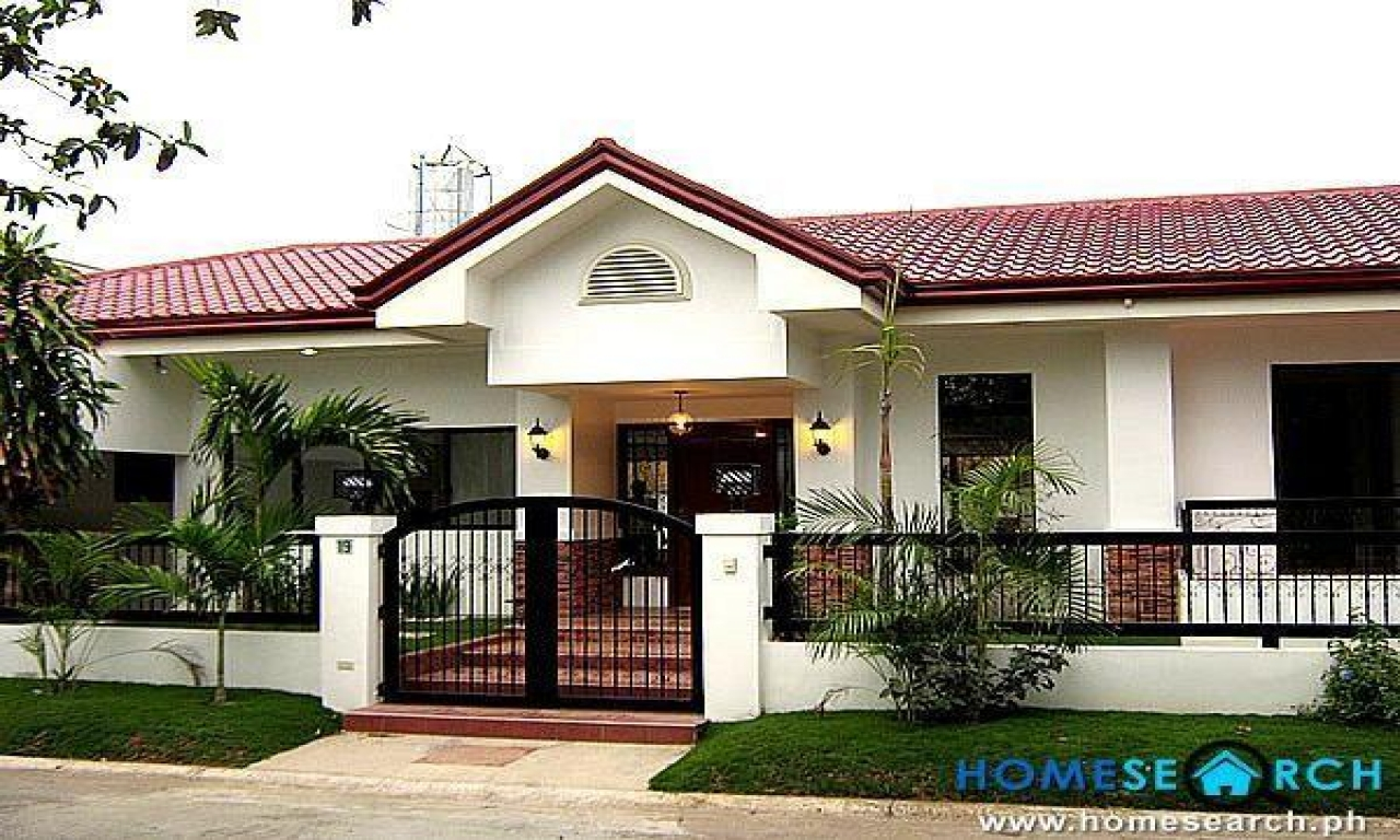 Bungalow house plans philippines design philippine for Cottage style floor plans