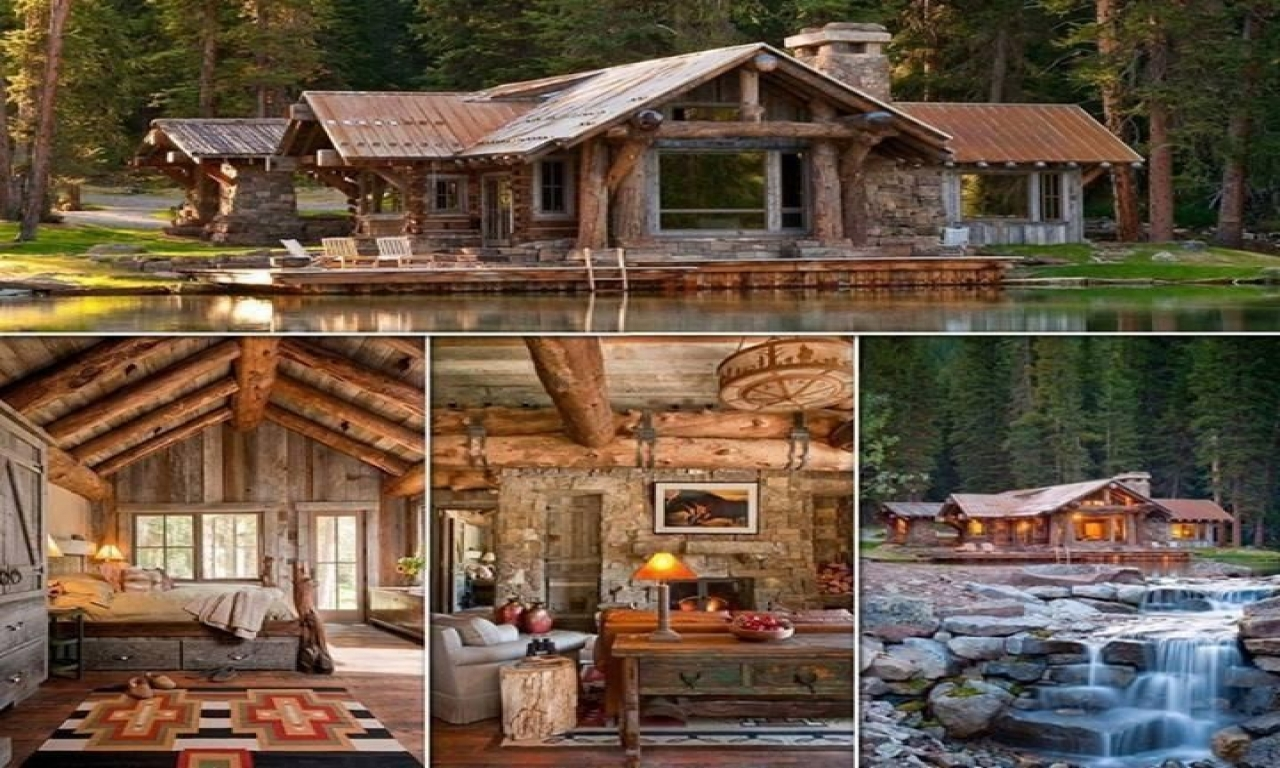 Log Cabin Dream Home Dream Home Log Cabin Interior Dream