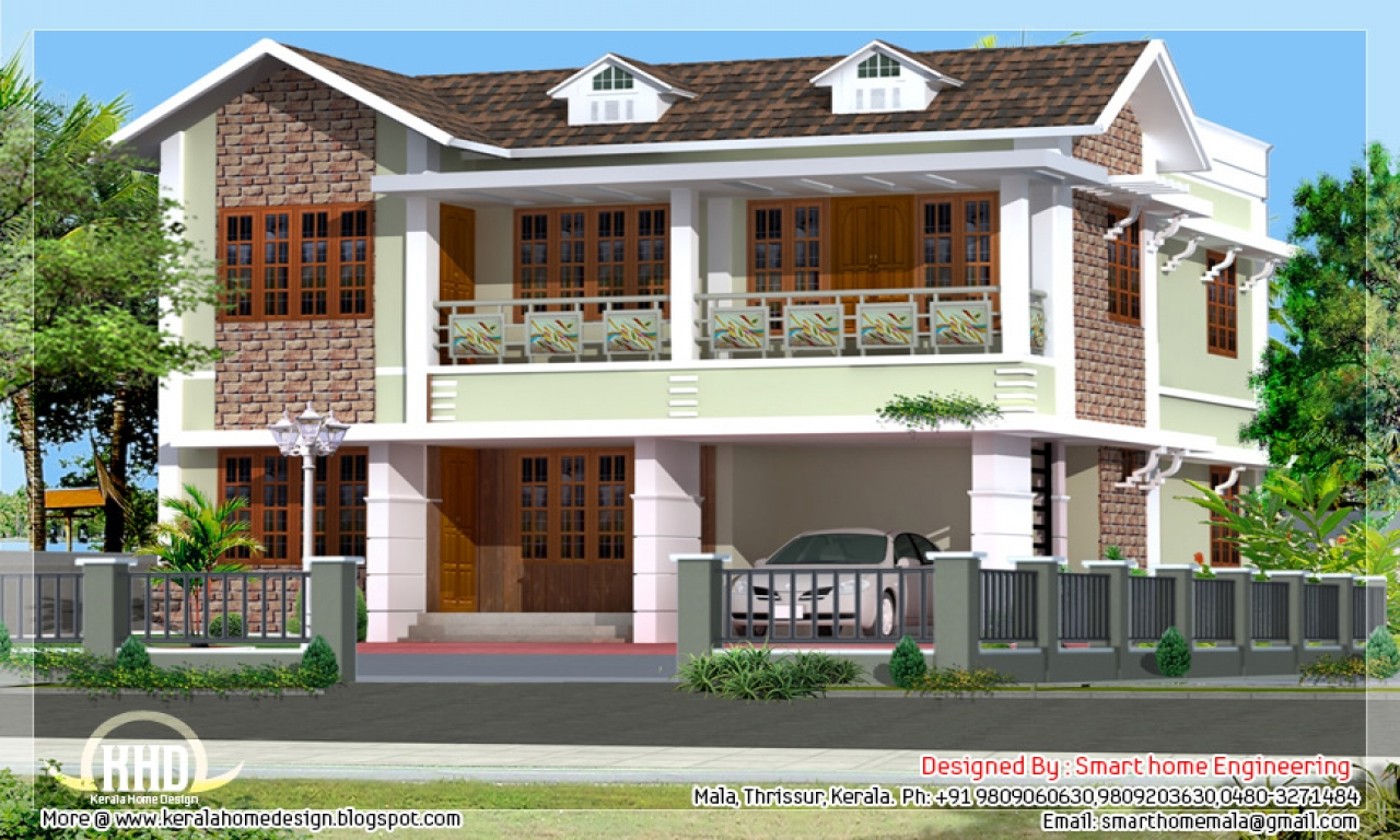 Modern 3 Bedroom House Designs Affordable 4 Bedroom House