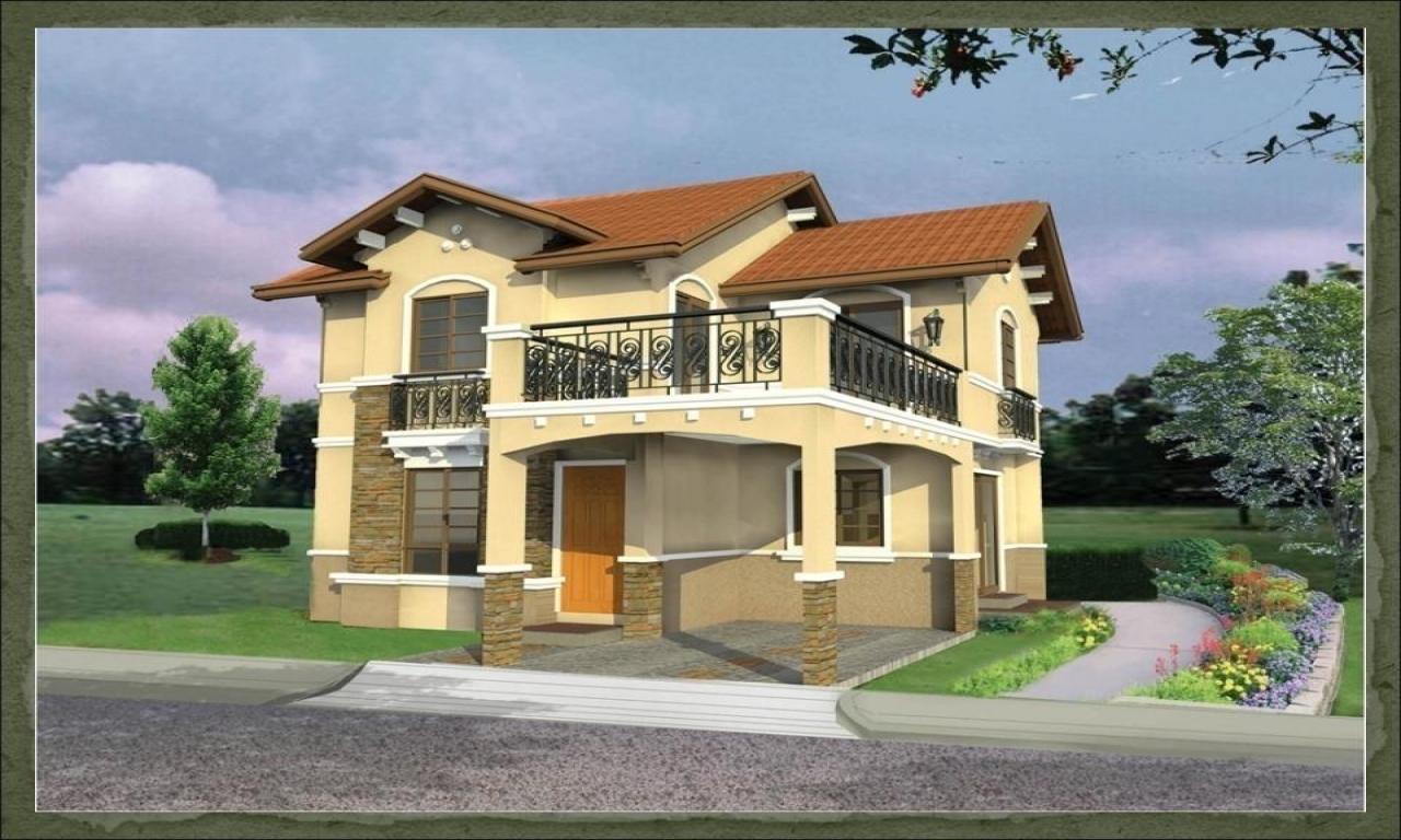 Modern house plans designs philippines affordable modern for Affordable house design