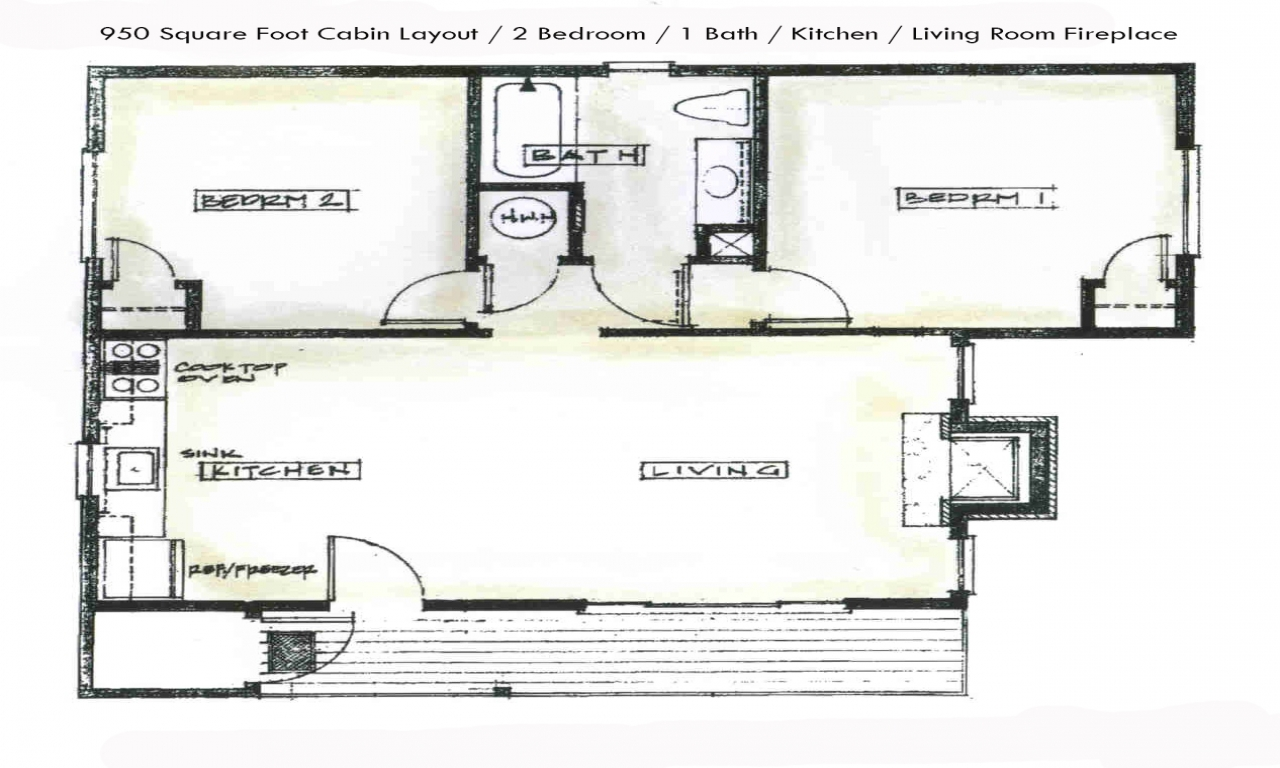 small 2 bedroom cabin plans small two bedroom cabin two bedroom cabin floor plans two 19719
