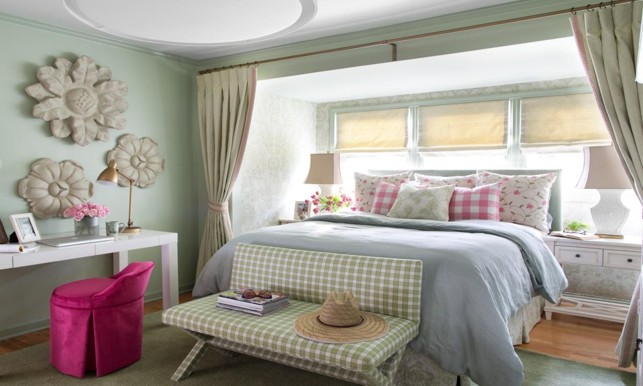 Cottage Style Bedrooms Pictures: Cottage Style Bedrooms Decorating Ideas Cottage Bedroom
