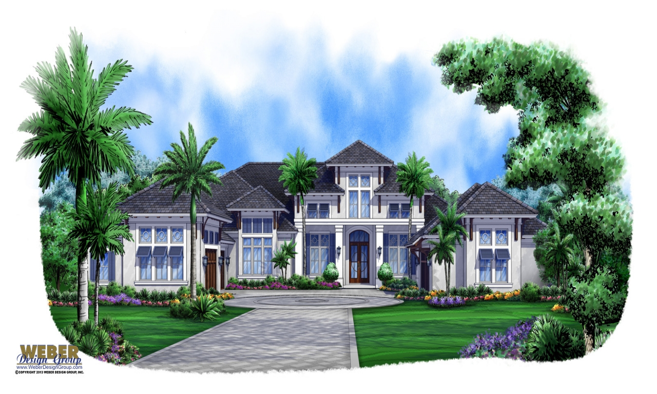 ... French West Indies Style British West Indies Style House For British West  Indies House Plans ...