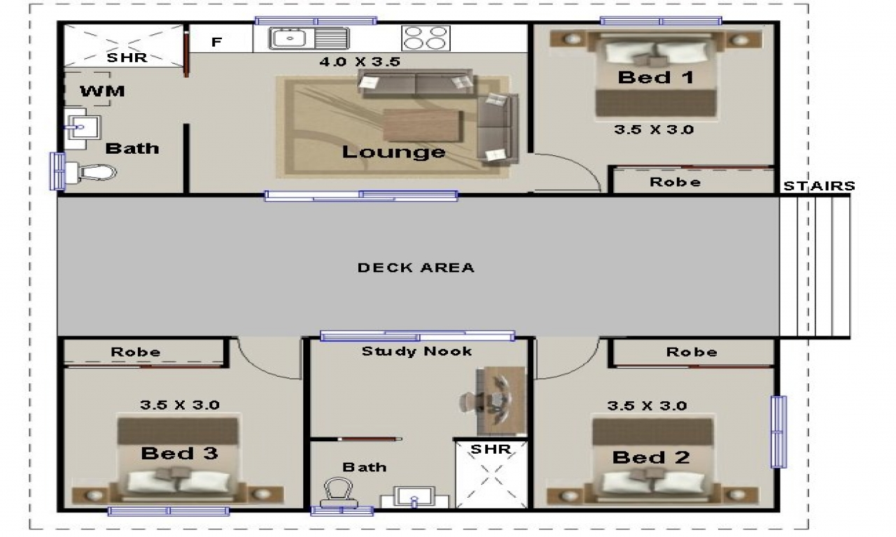 New small expandable house plans house plans for small for Small expandable house plans