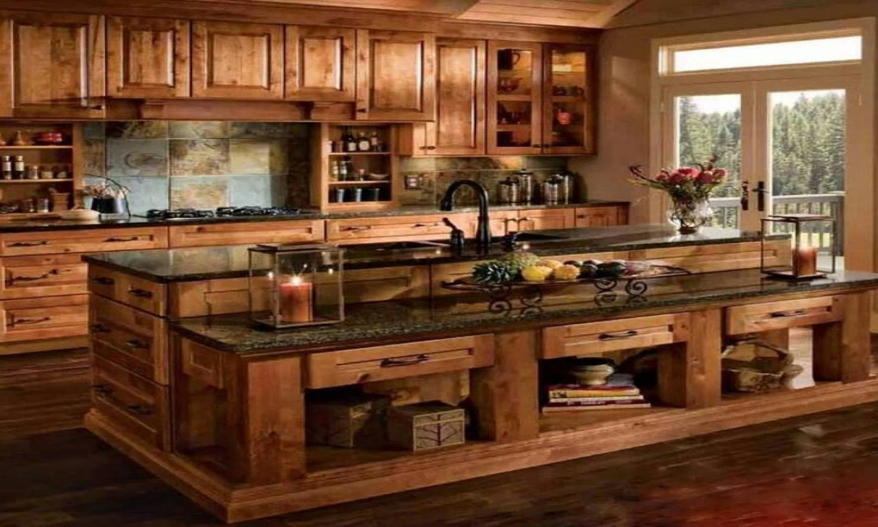 Rustic Modern Kitchen Ideas Rustic Kitchens Ideas, home ... on Rustic:fkvt0Ptafus= Farmhouse Kitchen Ideas  id=32470