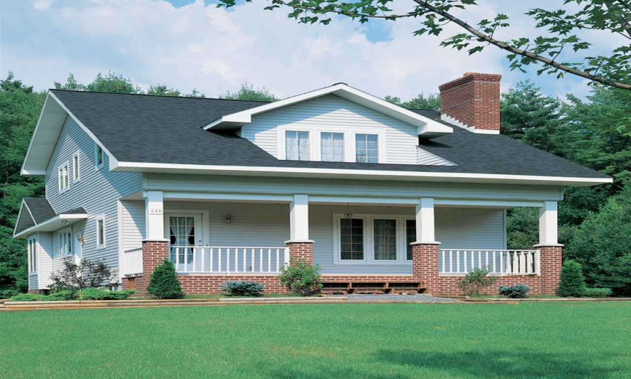Small craftsman house plans small craftsman home house for Small craftsman house