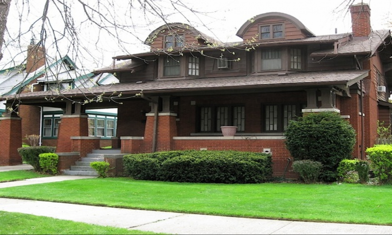 Two Story Craftsman Bungalow Home Bungalow Bill Beatles