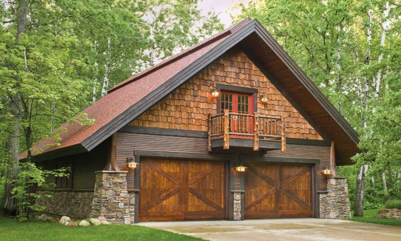 Cedar Log Cabin Homes Log Cabin Stone Cedar Garage Cabin