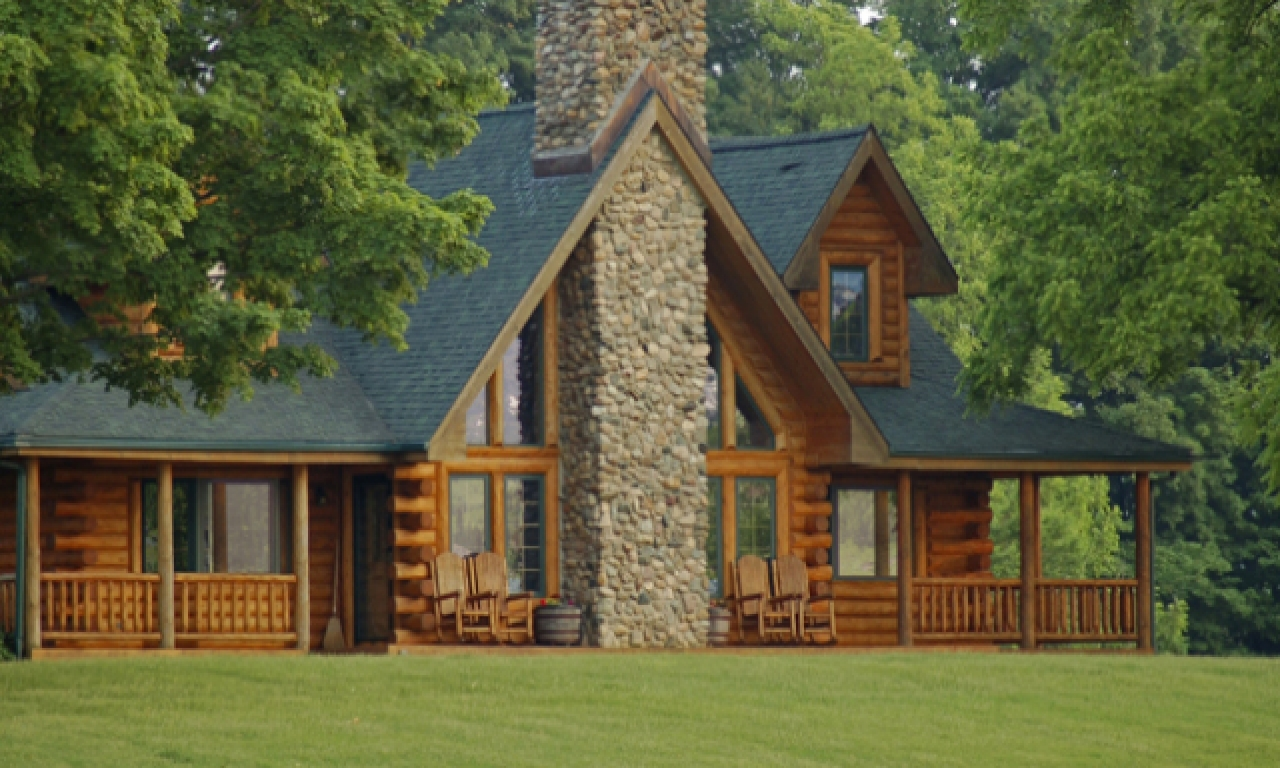 Original Log Cabin Homes Inexpensive Modular Homes Log