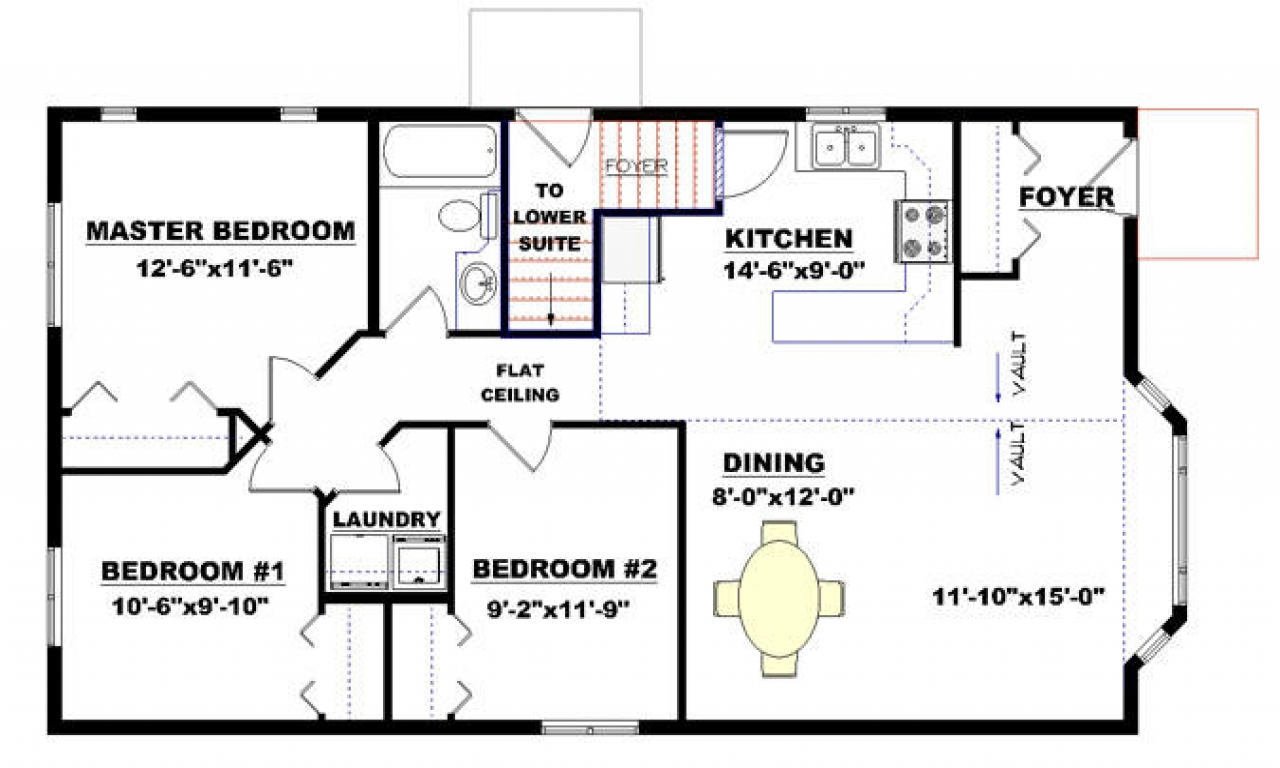House plans free downloads free house plans and designs for Free home floor plans