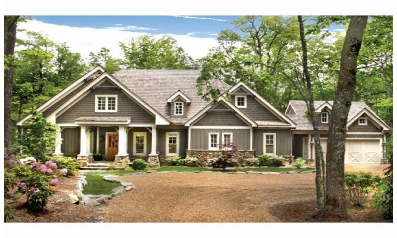 Cottage craftsman ranch house style craftsman style for 2016 ranch house plans