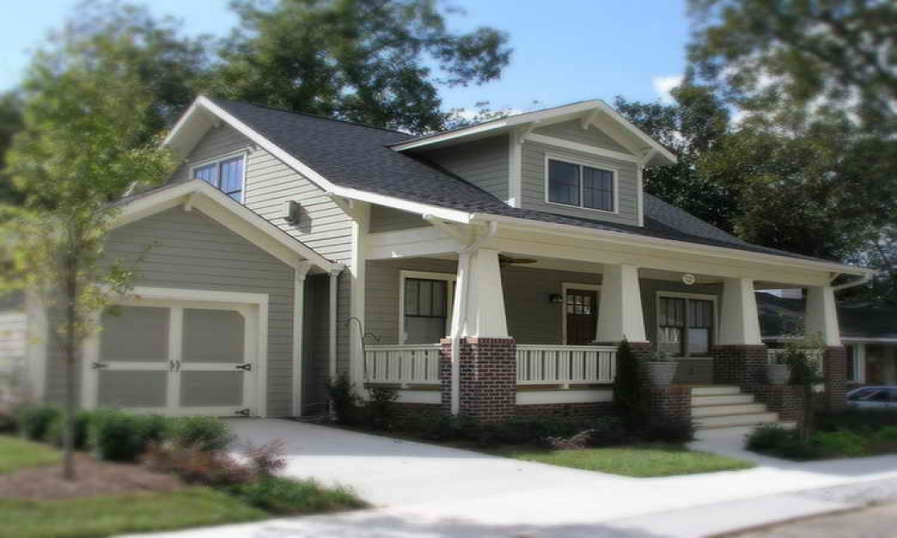 Craftsman style bungalow craftsman bungalow exterior house for Bungalow home plans canada