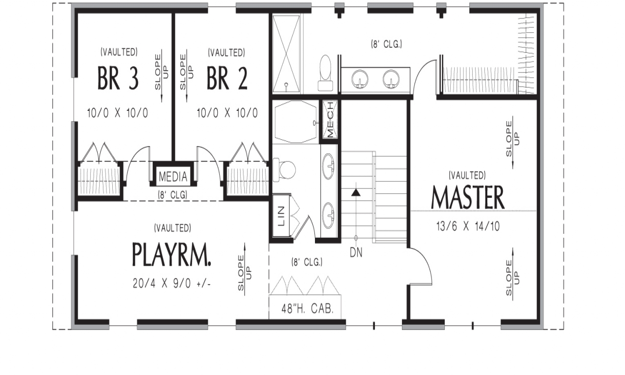 Free Home Floor Plans 4 Bedrooms Free House Floor Plans