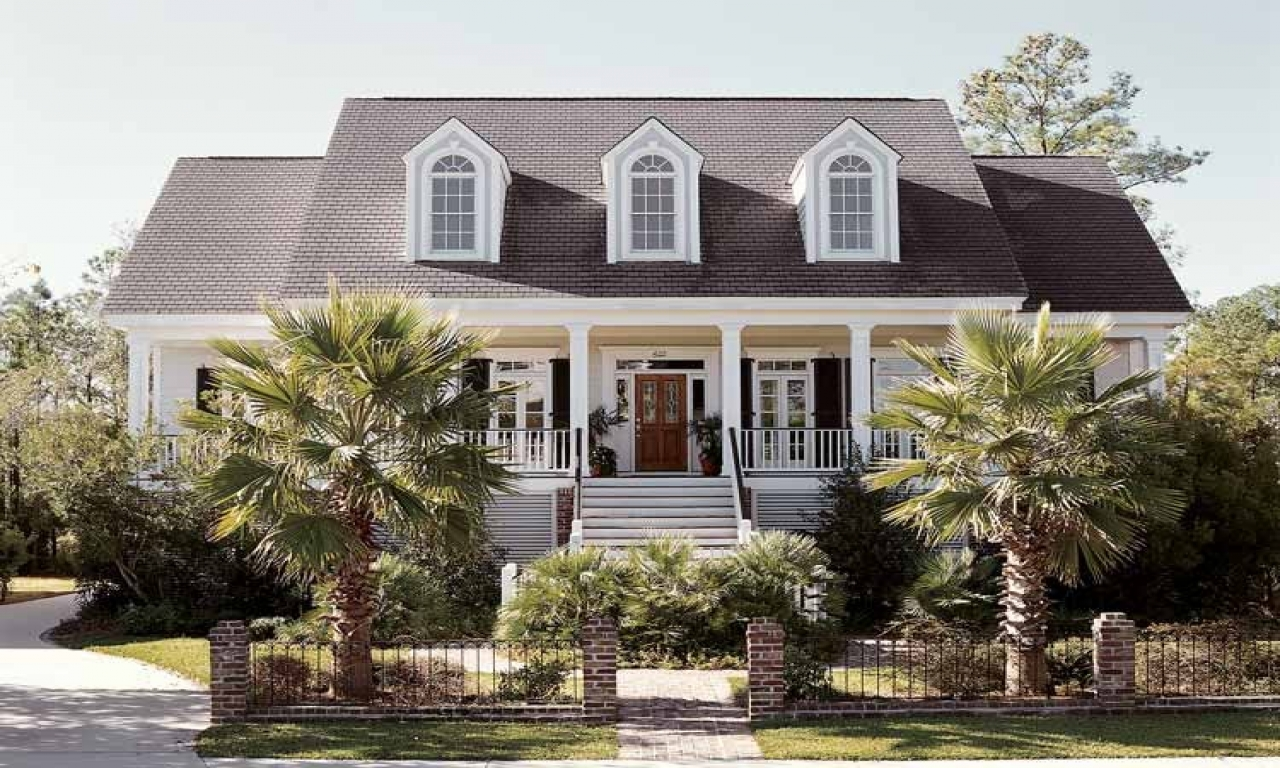 South Carolina Low Country House Floor Plans Raised Home Designs Treesranch