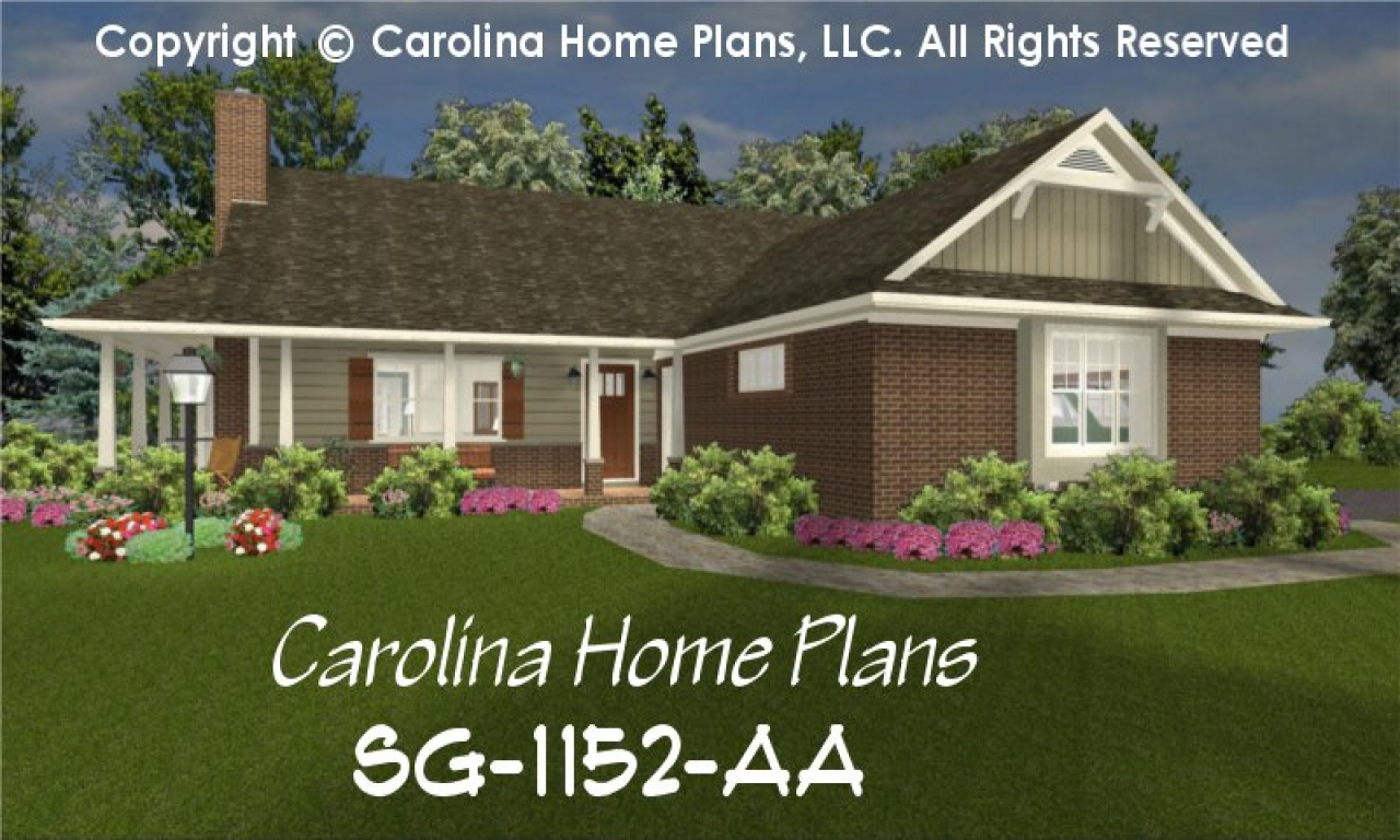 Brick Ranch Style House Plans 1950 Brick Ranch Exterior