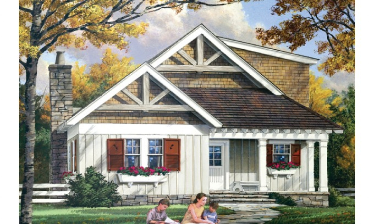 Very narrow lot house plans narrow lot house plans with for Lake house plans with garage