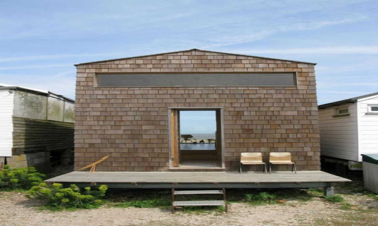Modern Tiny House Beach Prefab Tiny Houses Small Beach