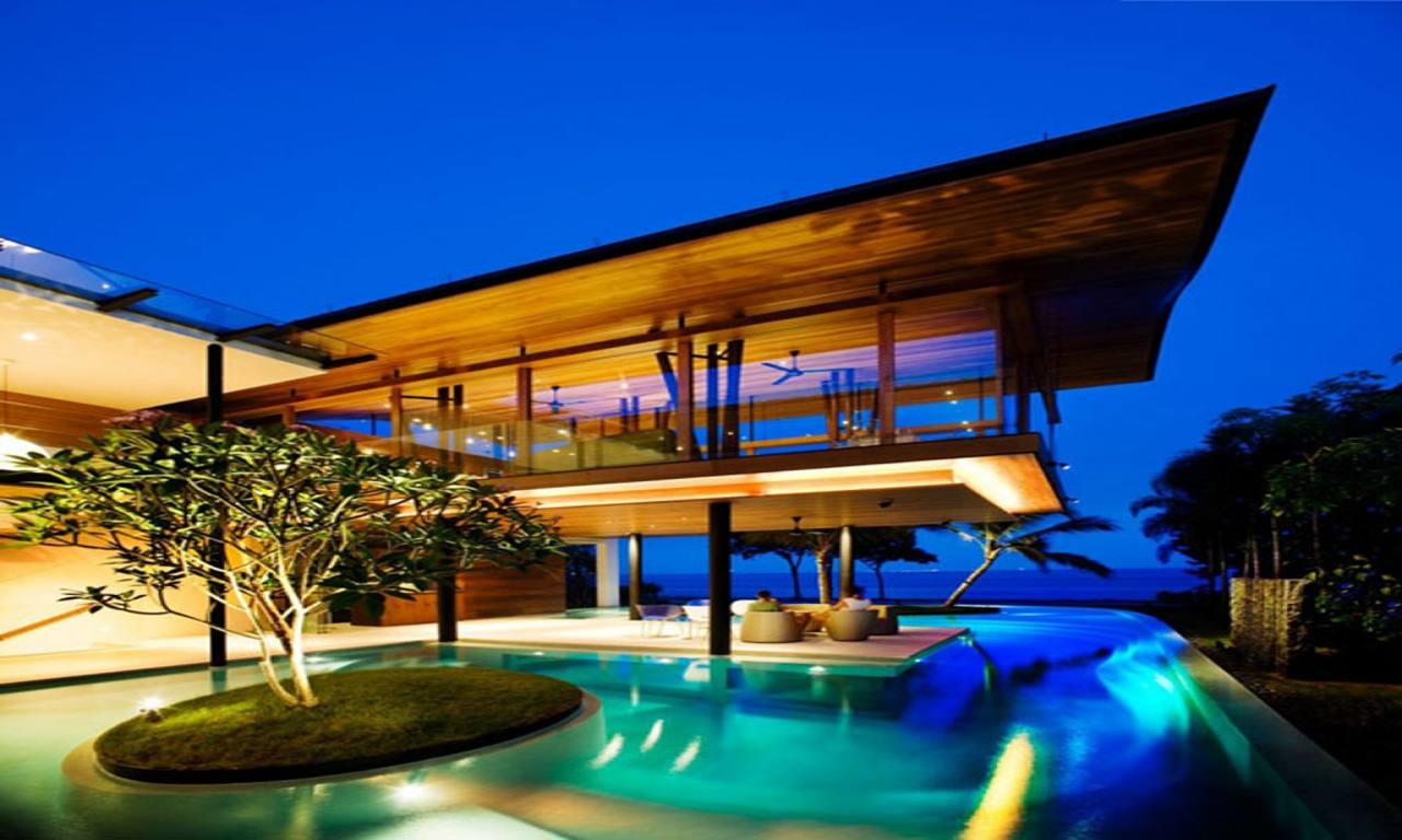 Most beautiful houses in the world most beautiful houses for Most modern house in the world