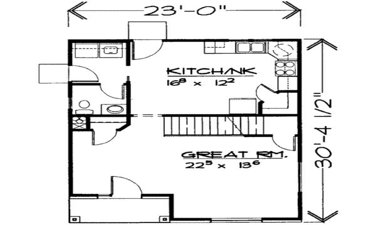 Square foot symbol 1300 square foot 2 bedroom house plans for 1300 sq ft house plans 2 story