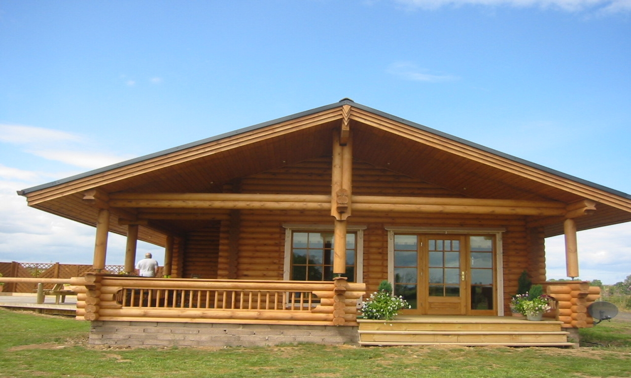 Log Cabin Mobile Homes Log Cabin Style Manufactured Homes