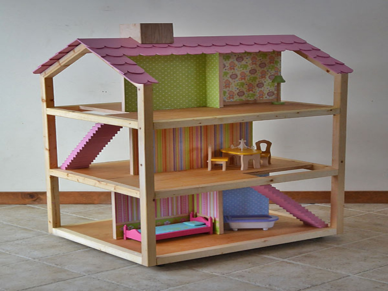 Diy Dollhouse Plans Diy Dollhouse Furniture Diy Home