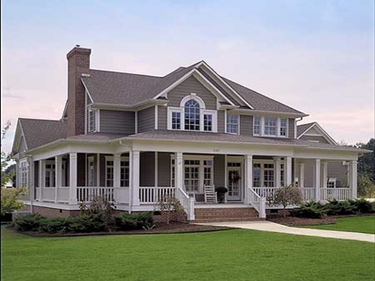 ranch house with wrap around porch farm house with wrap around porch farm houses with wrap 27417