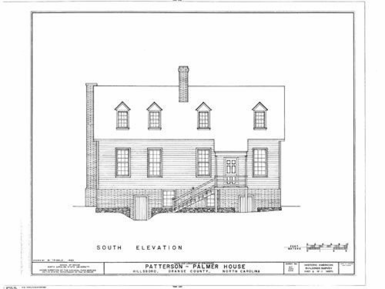 Country club of north carolina north carolina country for Carolina house plans