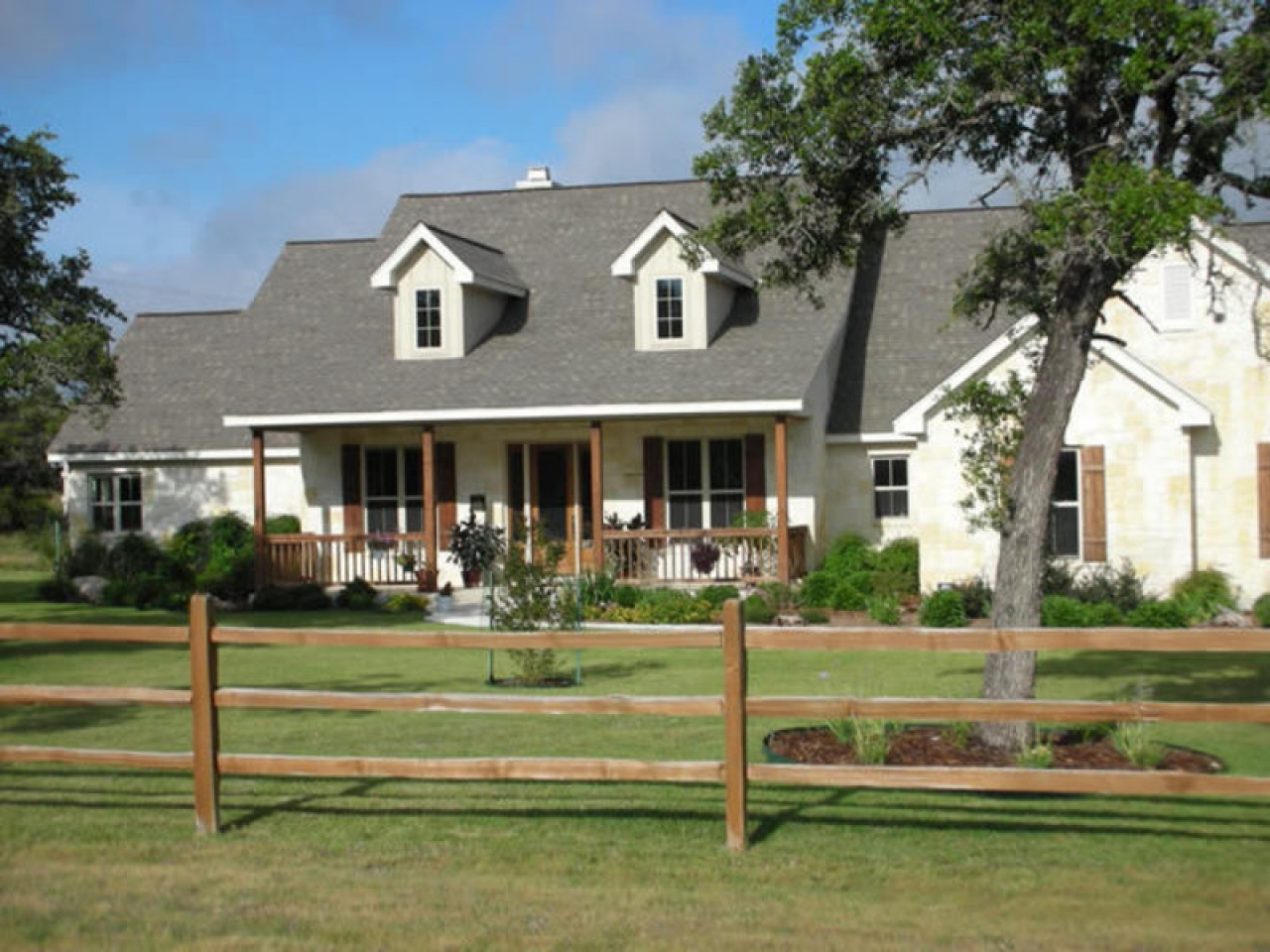 French Country House Plans Country House Plans for Ranch ...