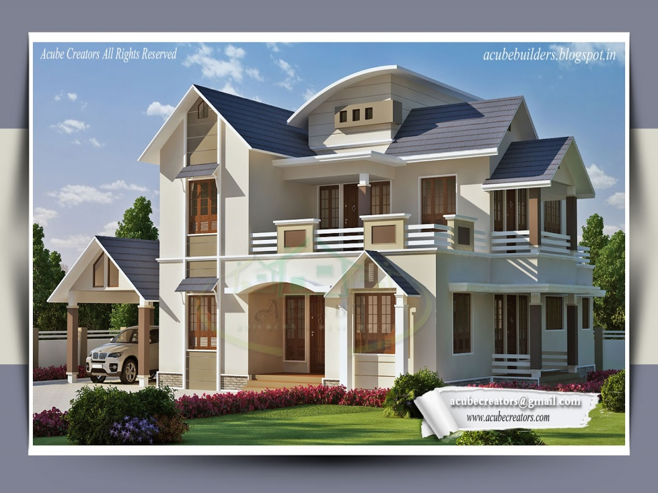 Simple House Designs Philippines Bungalow House Designs ...