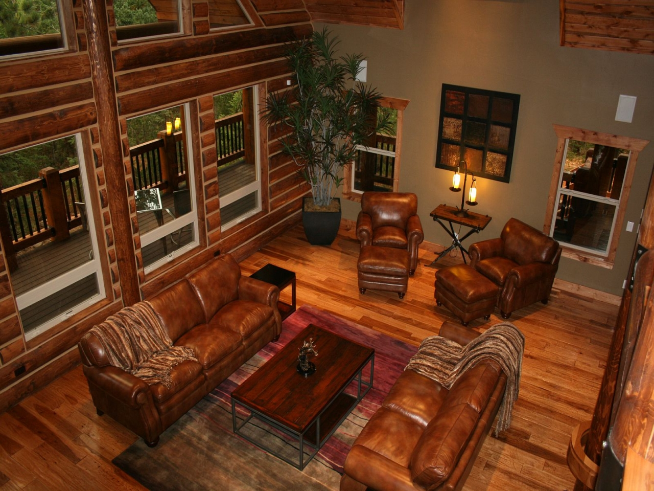F4071a41c7a9a2fc Log Cabin Modular Homes Log Cabin Home Interior on Luxury Ranch Home Interiors