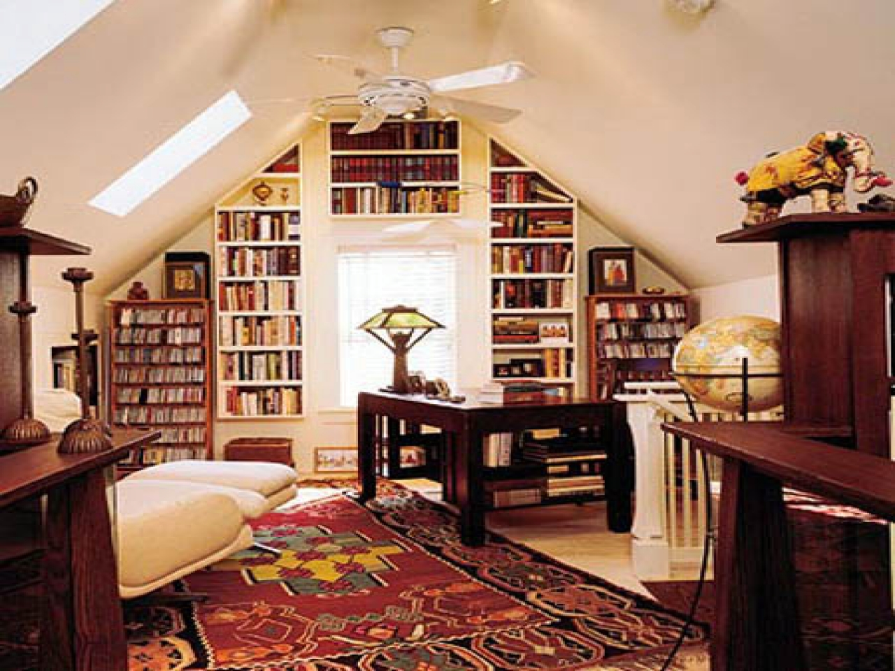Small Home Library Ideas: Small Home Office Library Ideas Home Library Bookcases