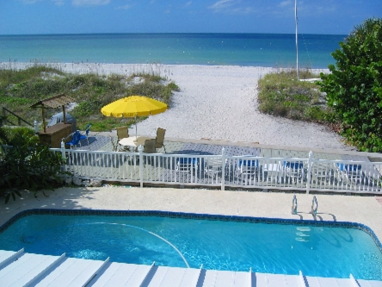 Florida beach cottage house plans clearwater beach for Florida cottage plans