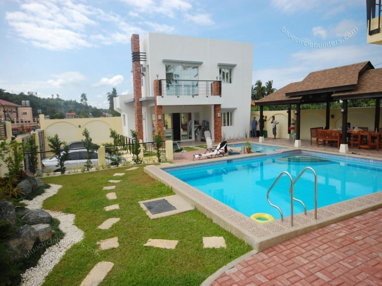 House plans with swimming pool designs training plans for Pool design certification