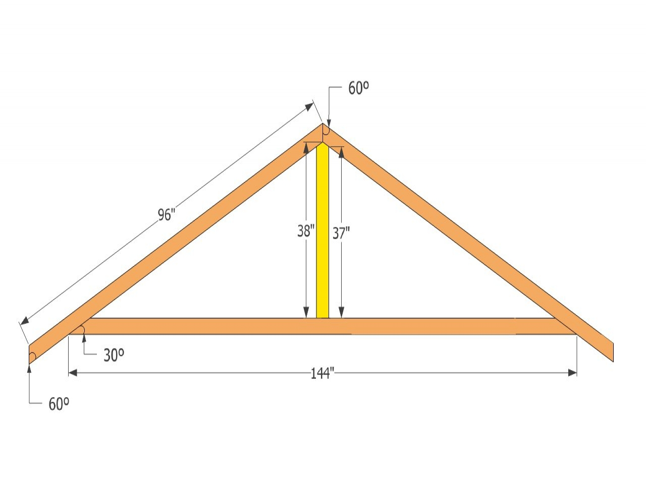 Shed Roof Truss Plans Shed Roof Framing Shed Roof Home